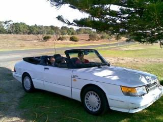 1990 SAAB 900i turbo