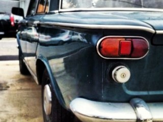 1962 Fiat 1500 twin carby