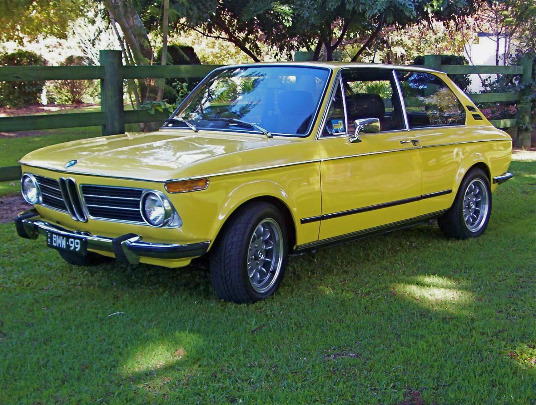 1971 BMW 2002 Touring