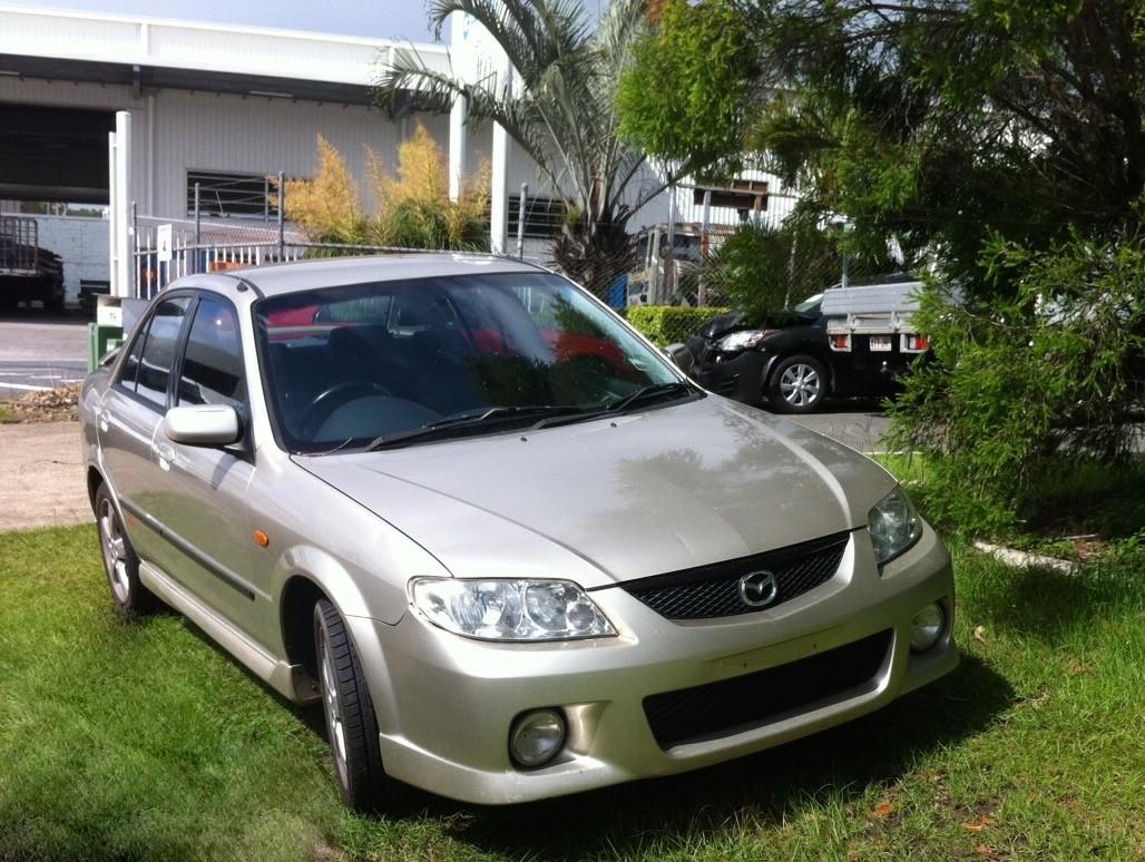 2003 Mazda 323 SP20