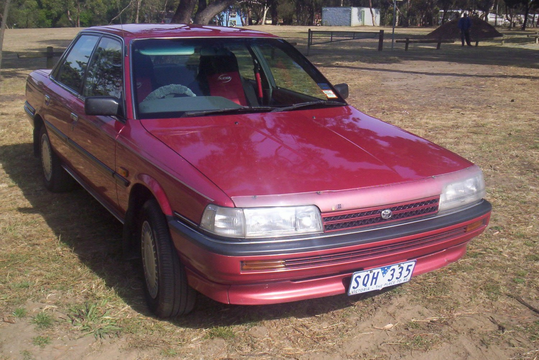 1991 Toyota Camty