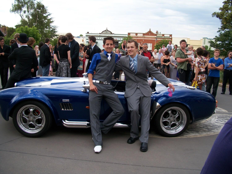 2005 AC Cobra DRB