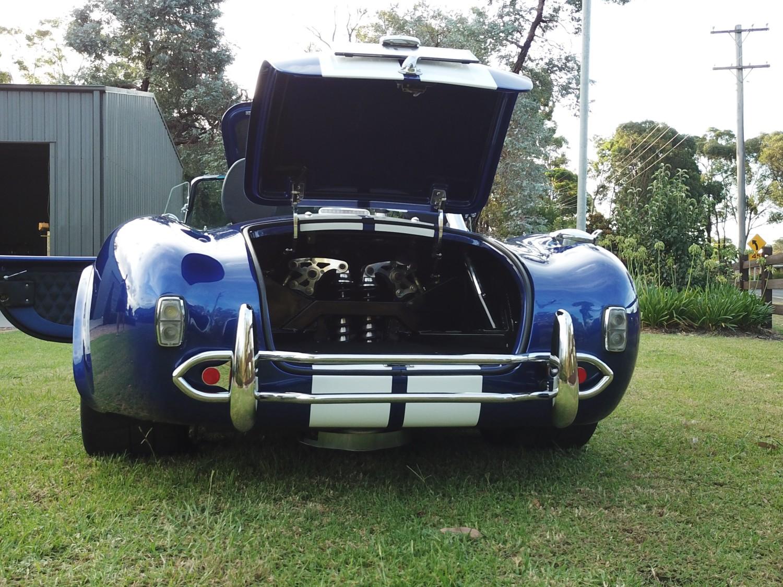2015 AC Cobra Absolute Pace