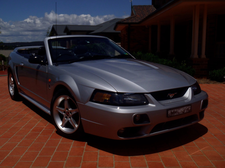 2002 Ford MUSTANG COBRA - 02cobraguy - Shannons Club