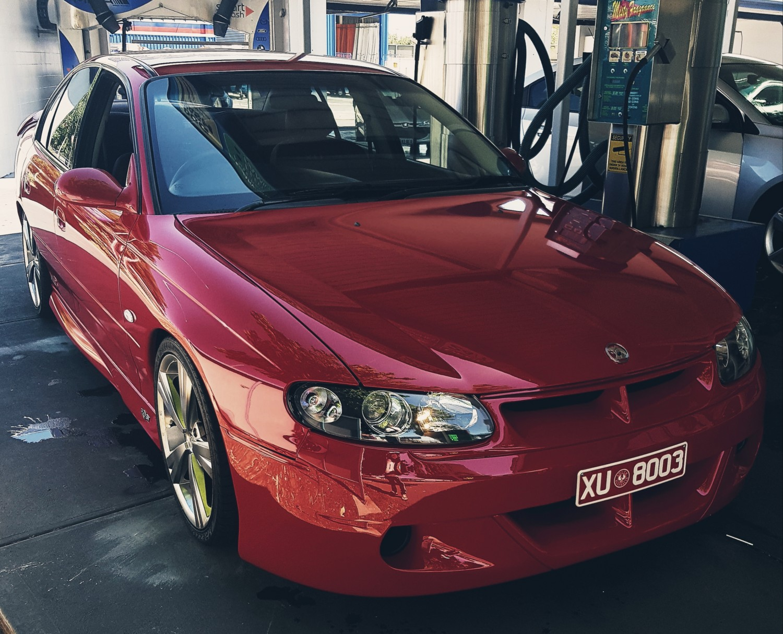 1999 Holden Special Vehicles Xu8