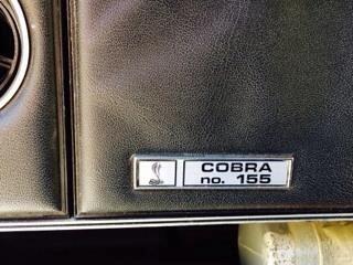 1978 Ford XC Cobra
