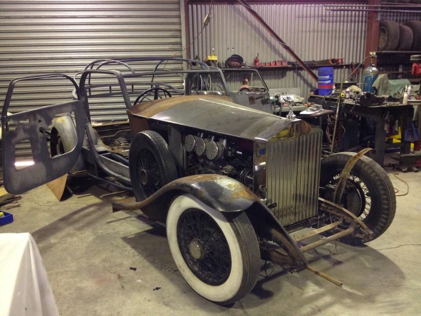 1935 Rolls-Royce 20/25 Special