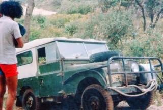 1952 land rover series 1 hugho shannons club for Garage land rover villeneuve d ascq