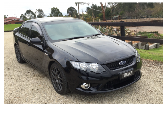 2009 Ford Falcon Xr8 Trakrs Shannons Club