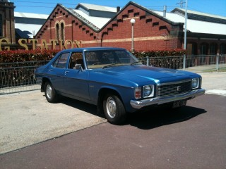 1976 Holden HJ Kingswood