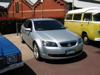 2008 Holden CALAIS