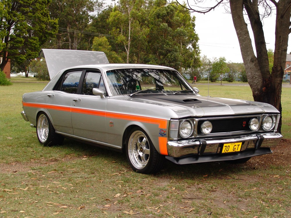 1970 Ford XWGT Falcon
