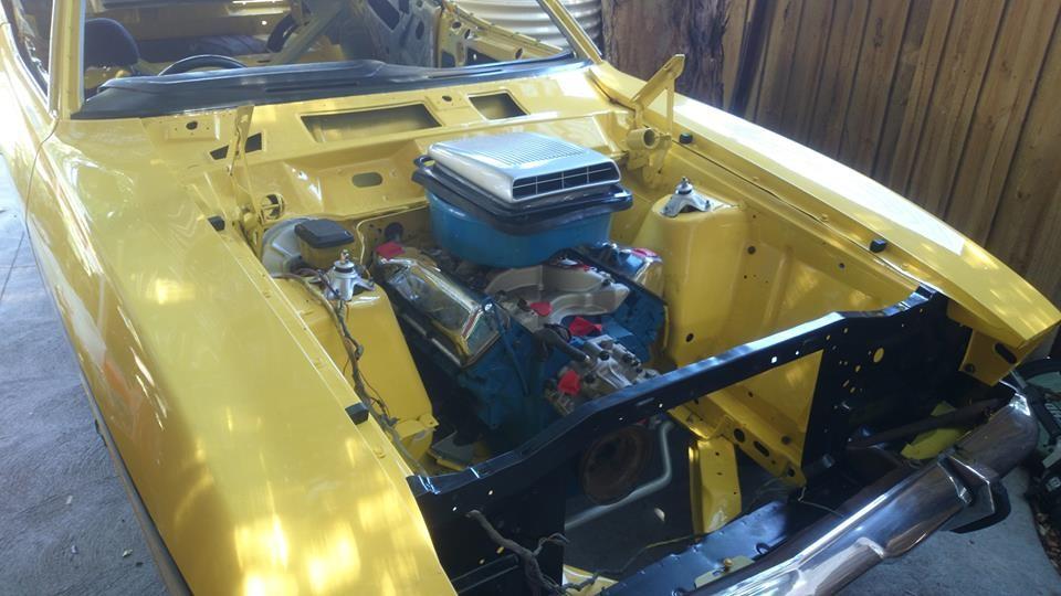 1974 Ford XB Fairmont GS Hardtop