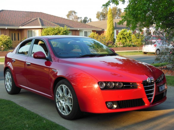 2007 alfa romeo 159 3 2 v6 couttsy22 shannons club. Black Bedroom Furniture Sets. Home Design Ideas
