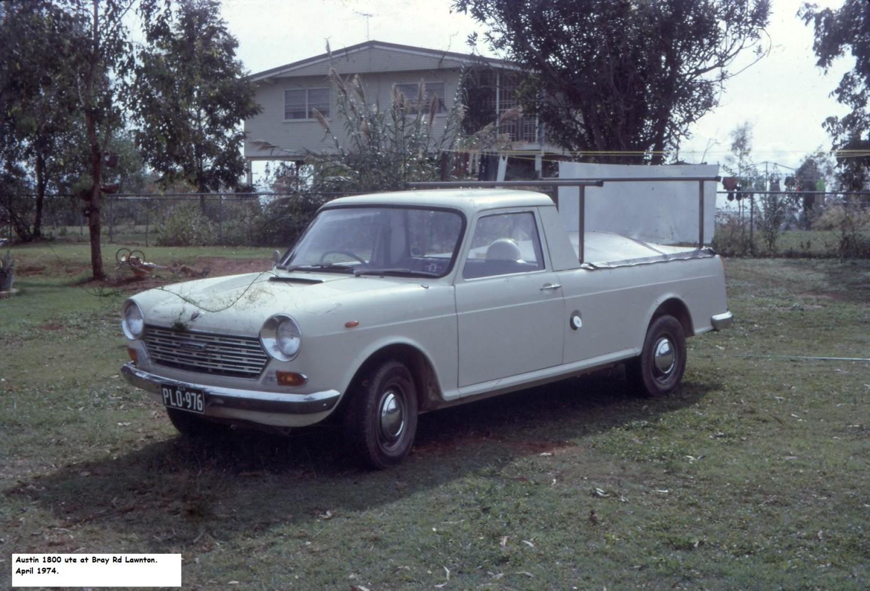 1970 Austin 1800
