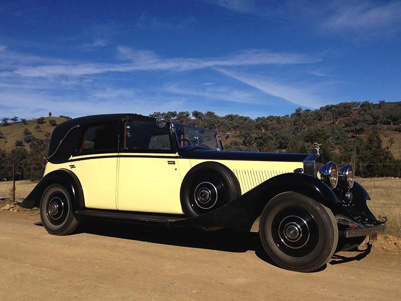 1934 Rolls-Royce Phantom II - MickP2 - Shannons Club