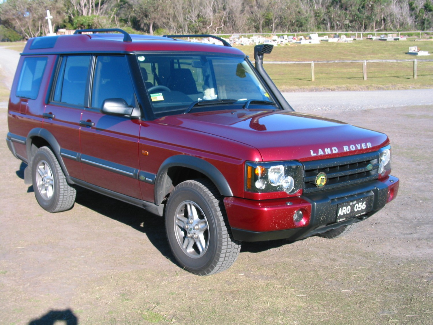 2003 Land Rover Discovery Series Ii