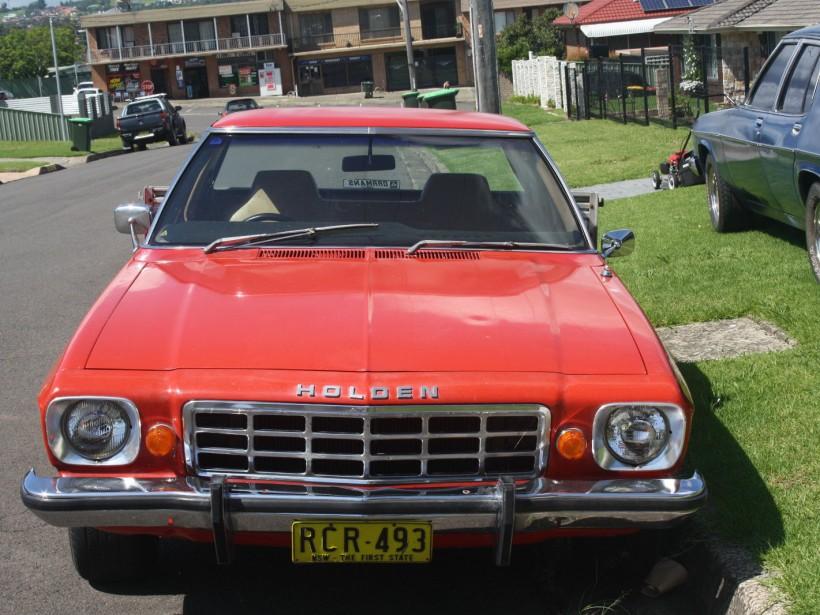 1978 Holden HOLDEN 1000KG 2M