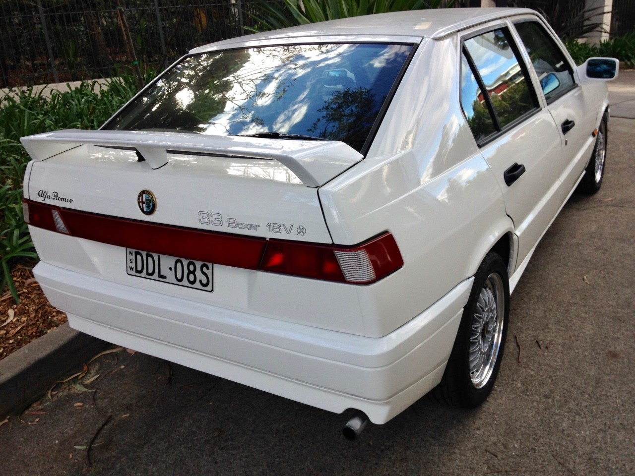 1991 Alfa Romeo 33 Boxer 16v Mik16v33 Shannons Club