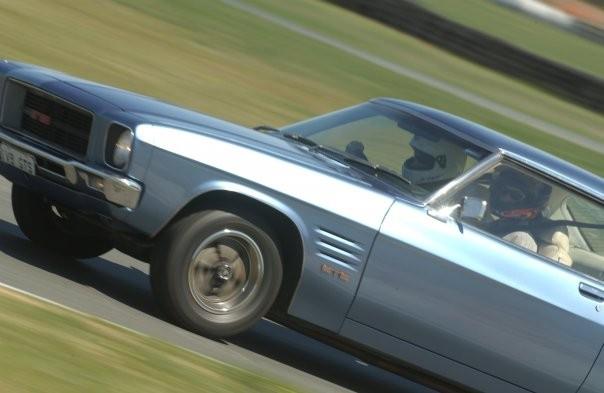 1972 Holden MONARO GTS