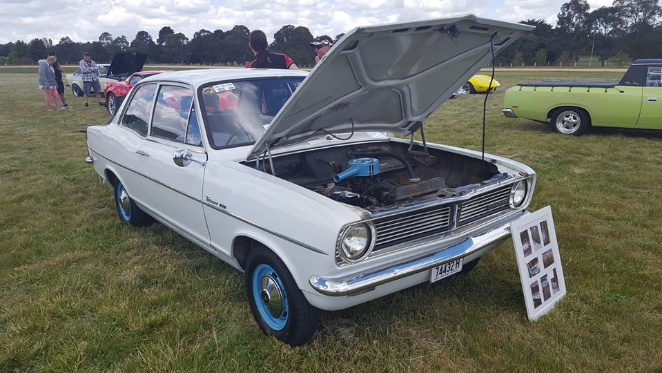 1967 Holden Hb Torana