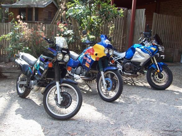1989 Yamaha 749cc Xtz750  Super Tenere  - Joshr