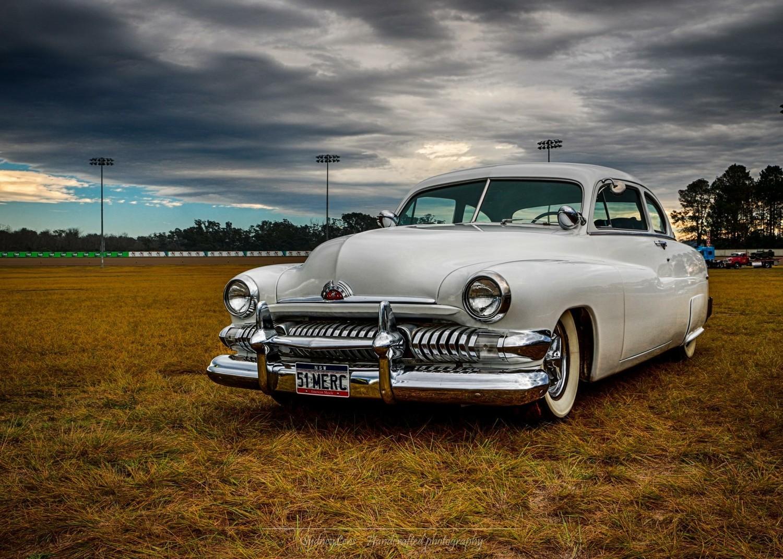 1951 Lincoln Mercury