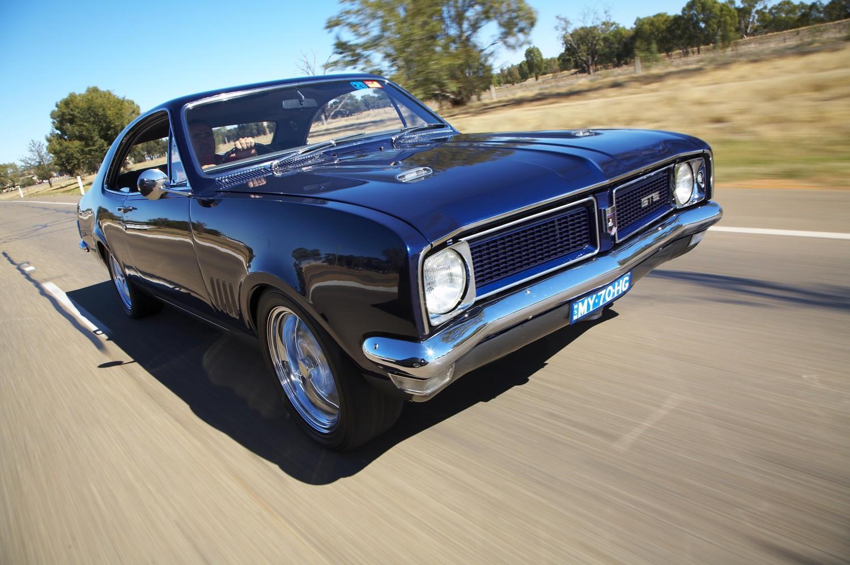 1970 Holden HG GTS