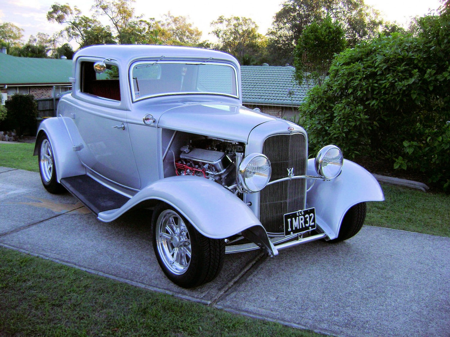 1932 Coupe Deluxe