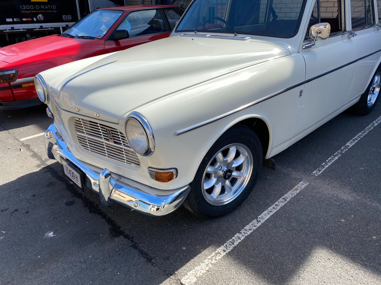 1965 Volvo 122S Wagon