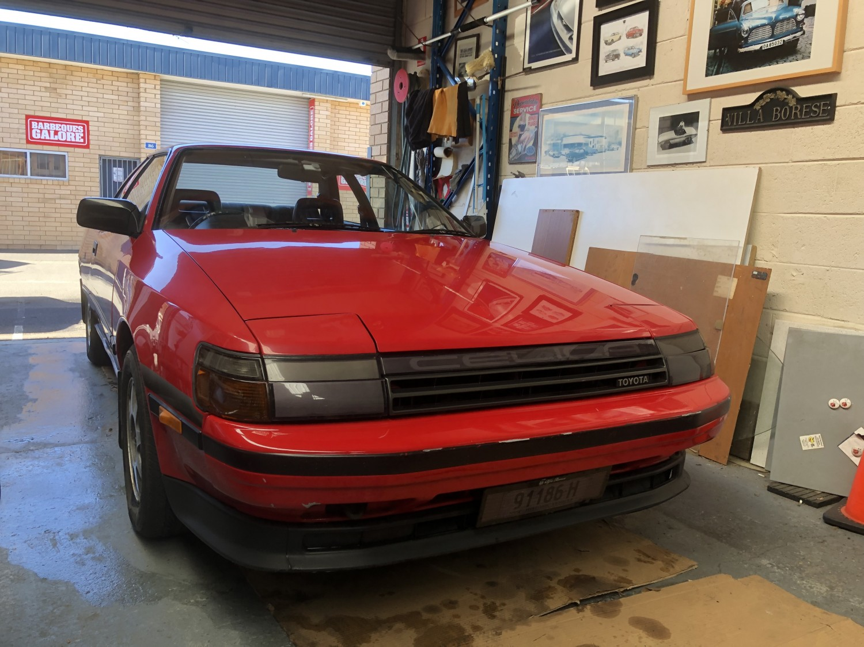 1986 Toyota CELICA