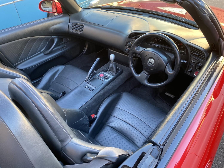 1999 Honda S2000