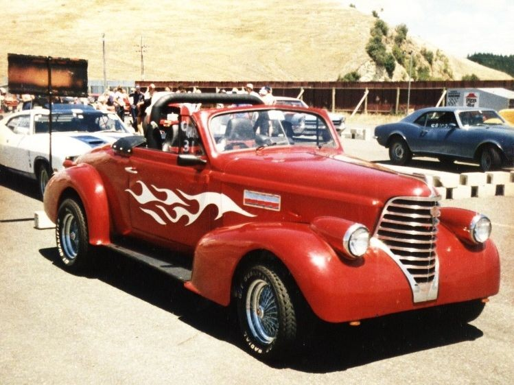 1938 General Motors Oldsmobile