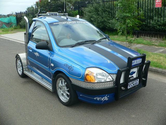 2003 Kia RIO S
