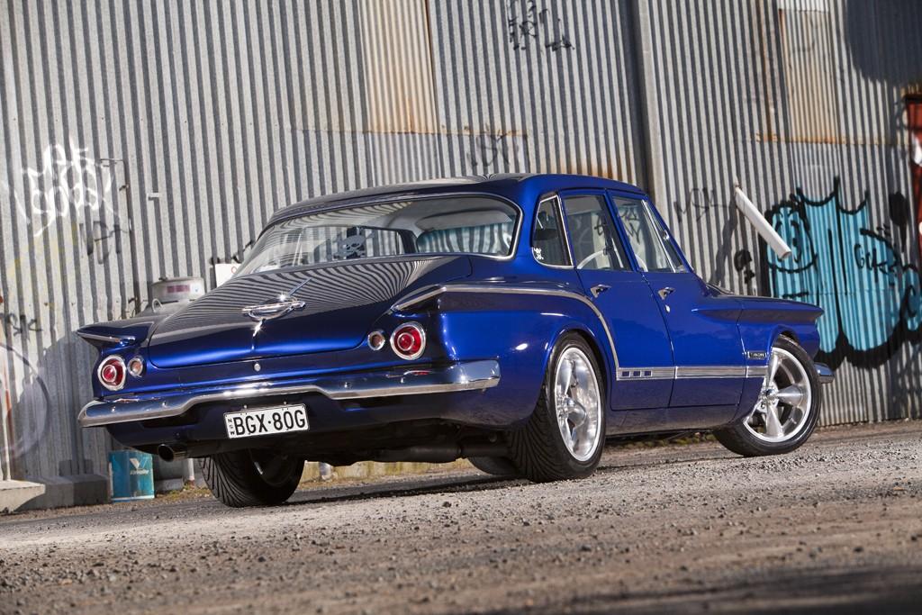 1962 Chrysler valiant S series