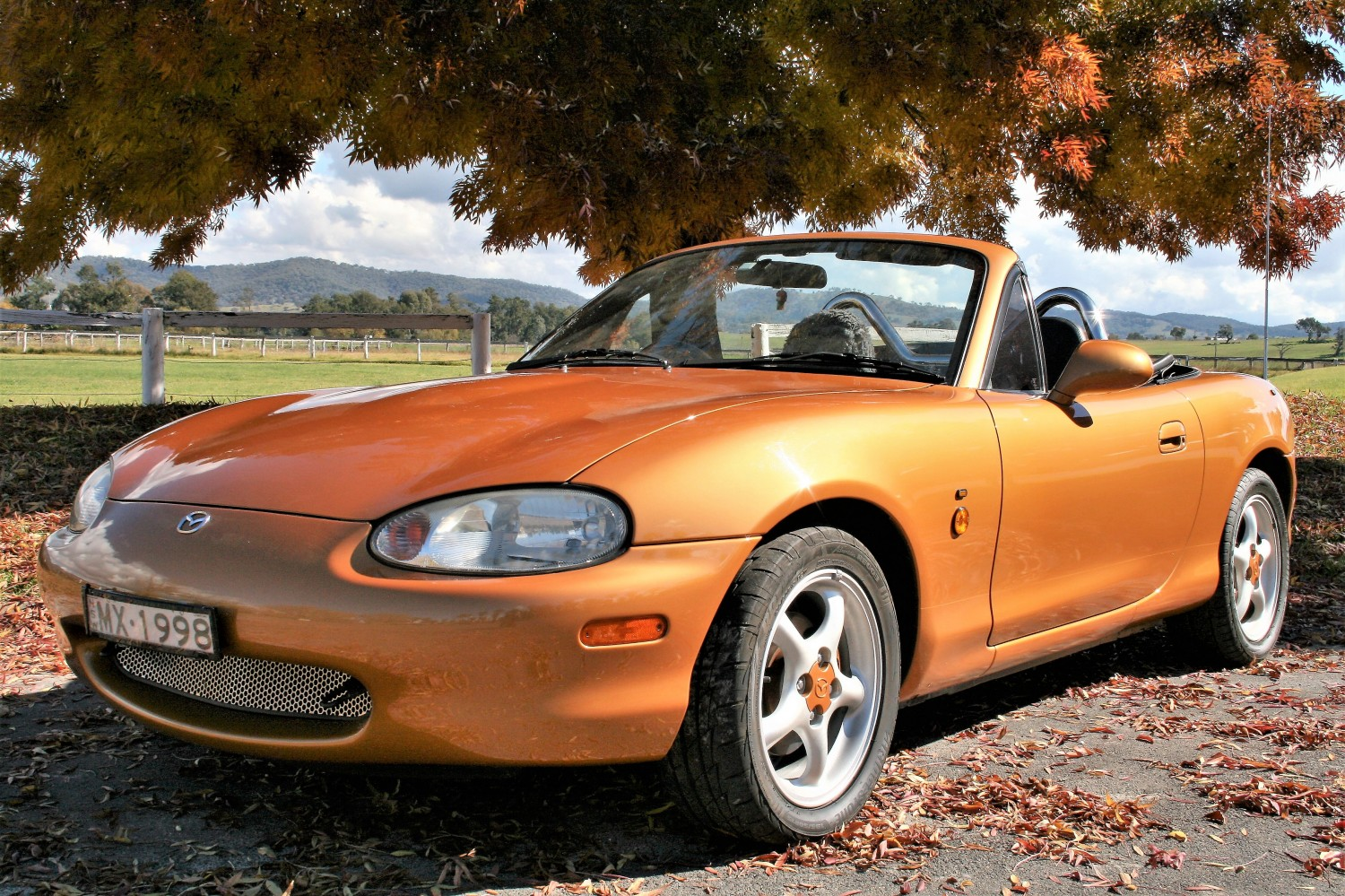 1998 mazda mx5 nb show shine shannons club. Black Bedroom Furniture Sets. Home Design Ideas