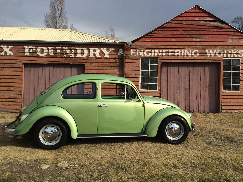 1958 Volkswagen 1.6L BEETLE