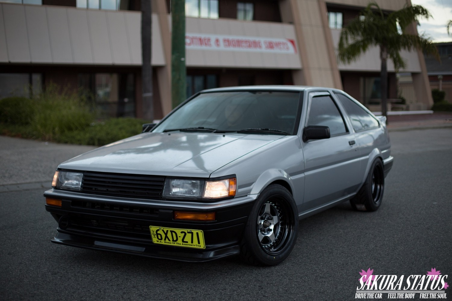 1983 Toyota AE86 - AaronGrant - Shannons Club