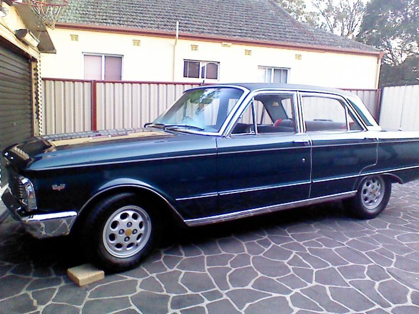 1965 Ford xp fairmont