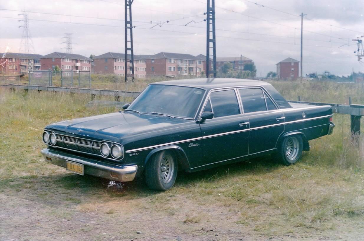 1965 Rambler classic