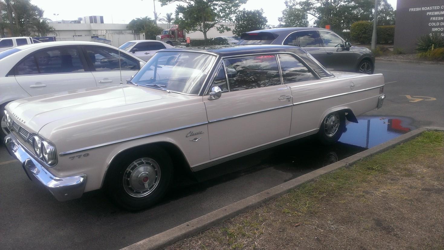 1965 Rambler Classic Coupe 770