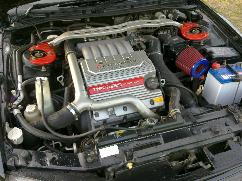 1997 Mitsubishi LEGNUM VR4