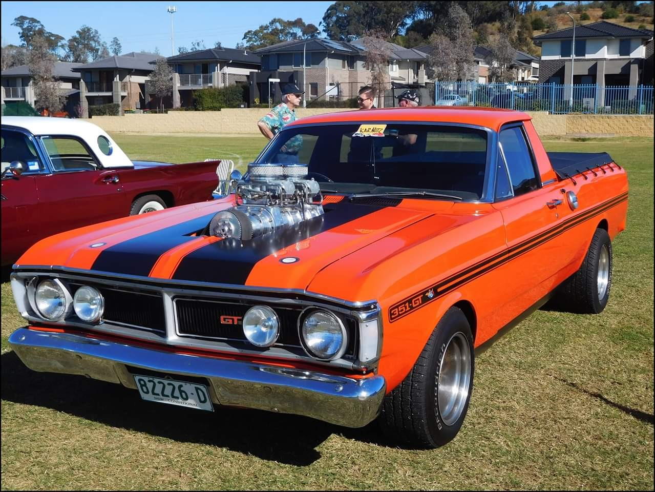 1970 Ford Xy