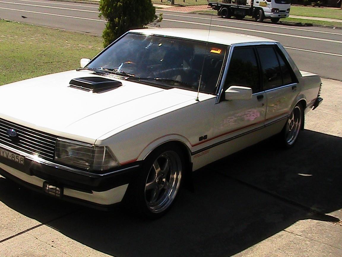 1981 Ford FALCON XD