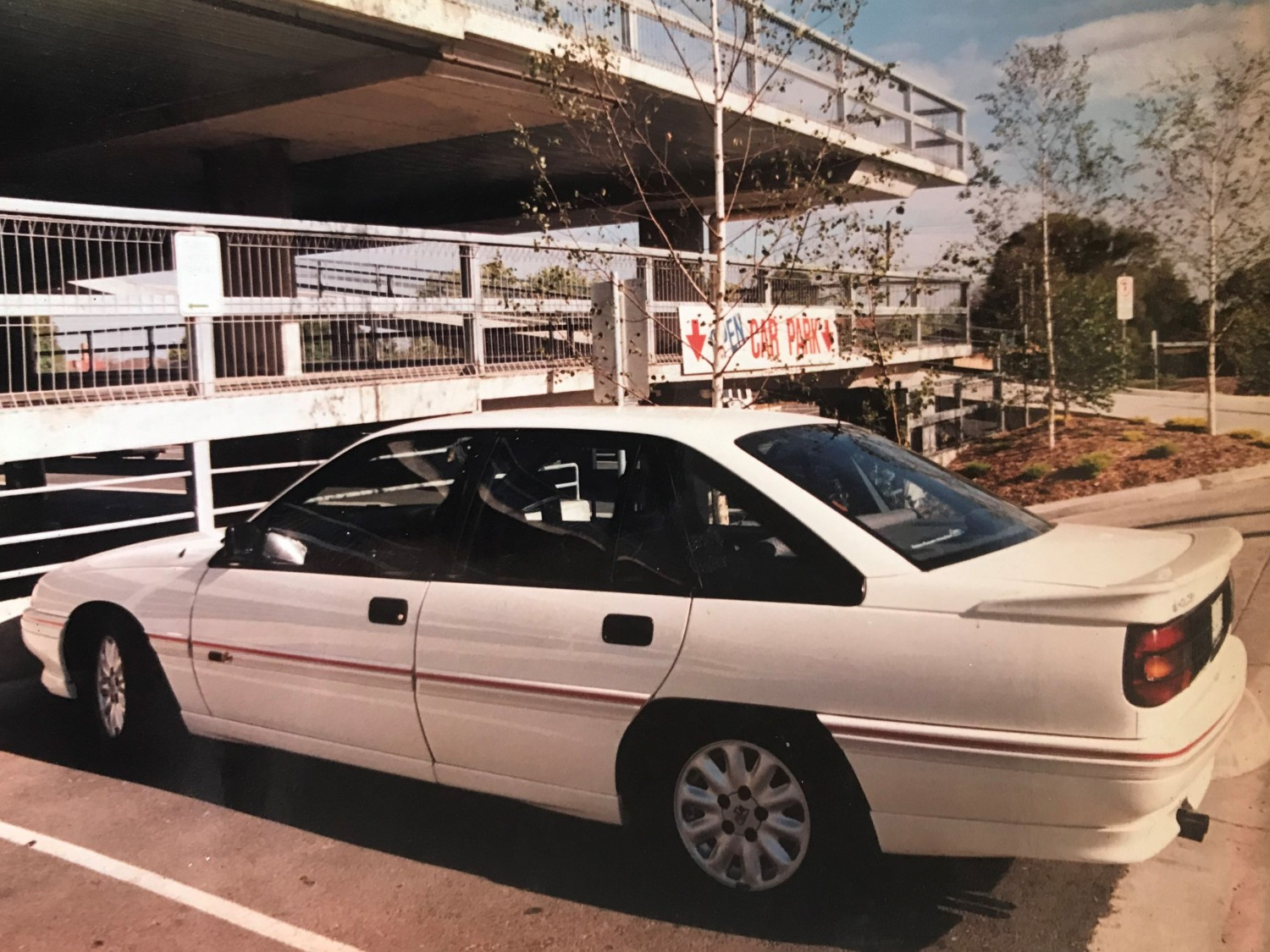 1990 Holden Special Vehicles COMMODORE HSV 8 PLUS