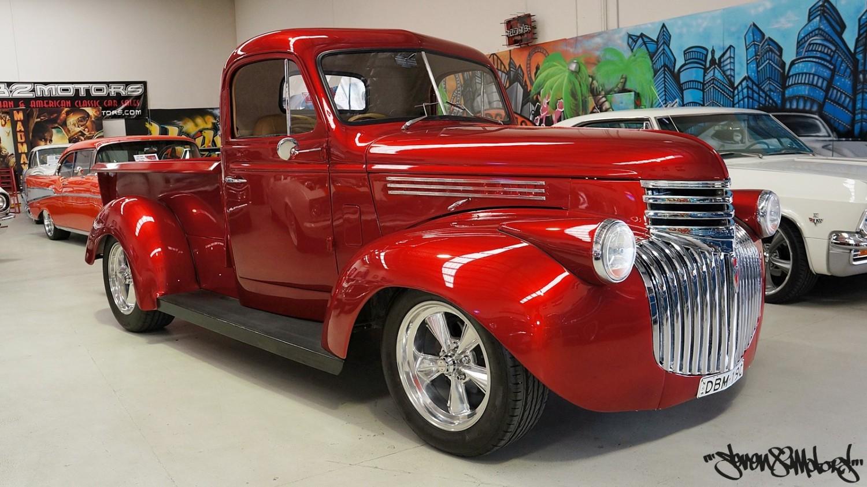 1939 Chevrolet SILVERADO / SIERRA GREY IMPORT