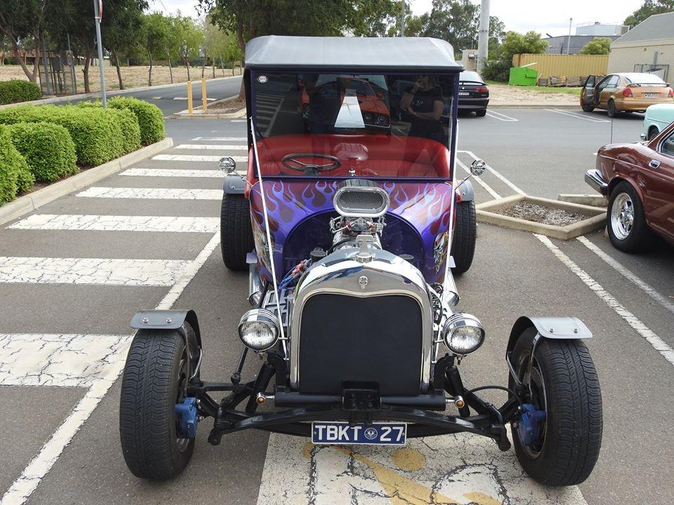1927 Chevrolet T Bucket