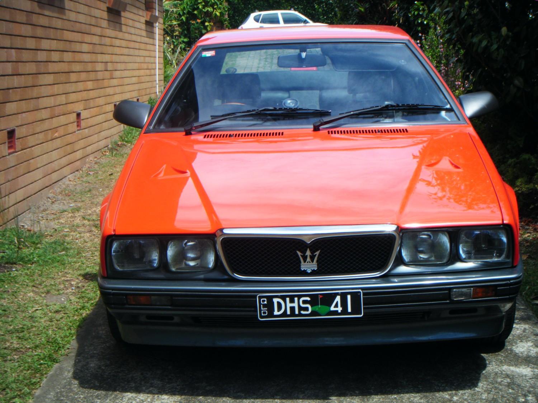 1991 Maserati Karif - derekhs - Shannons Club