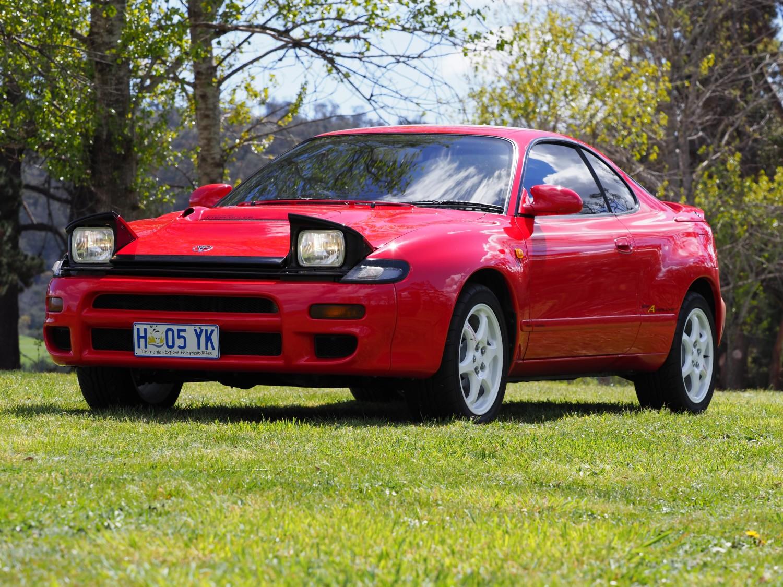 1991 Toyota CELICA GT-4 GROUP A RALLYE (ST-185)