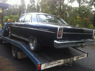 1967 Ford za fairlane